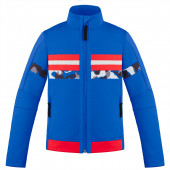 W19 1712 JRBY Stretch Fleece Jacket