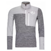 FLEECE LIGHT ZIP NECK