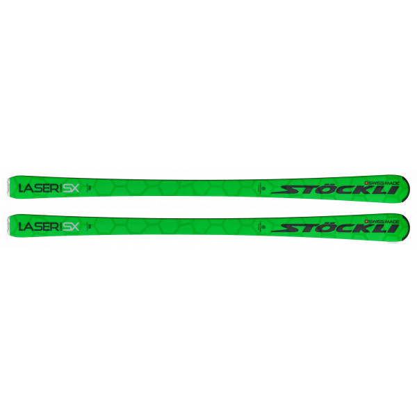 Sjezdové lyže Stöckli Laser SX + Vist Speedlock 16 Pro Li + Vist 412