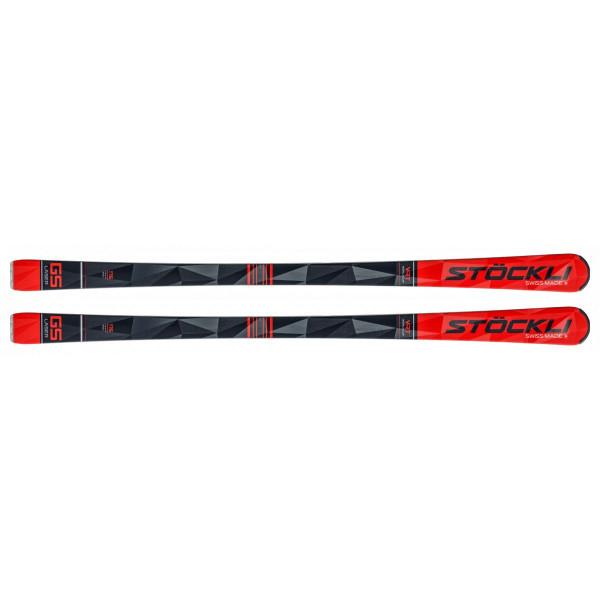 Sjezdové lyže Stöckli Laser GS + Vist Speedlock 16 Pro Li + Vist 412
