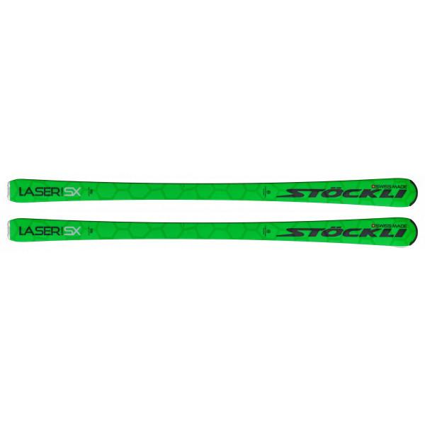 Sjezdové lyže Stöckli Laser SX + Vist WC Air Pro 14 + Vist 412