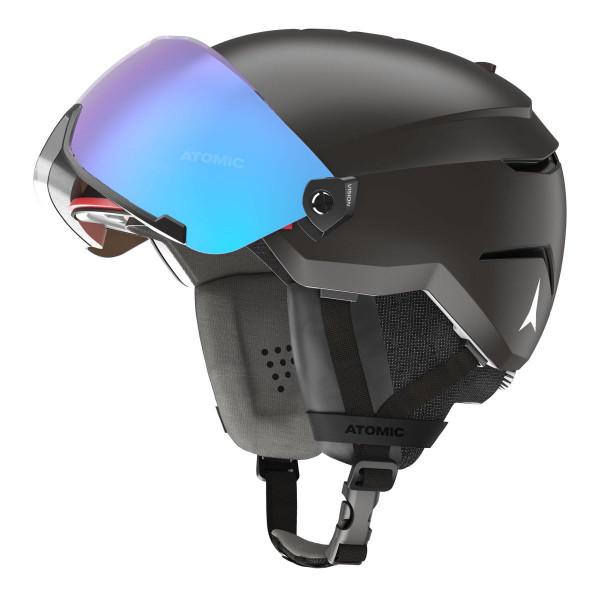 Lyžařská helma se štítem Atomic SAVOR VISOR STEREO