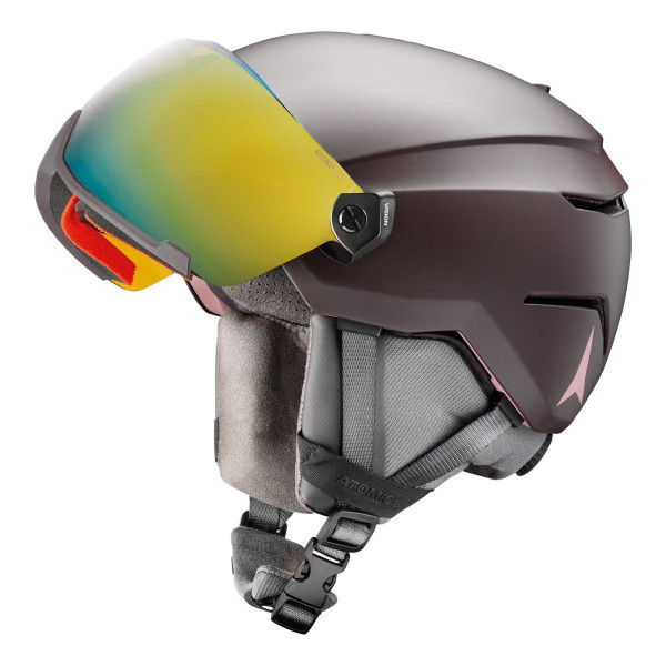 Helma se štítem Atomic SAVOR VISOR STEREO