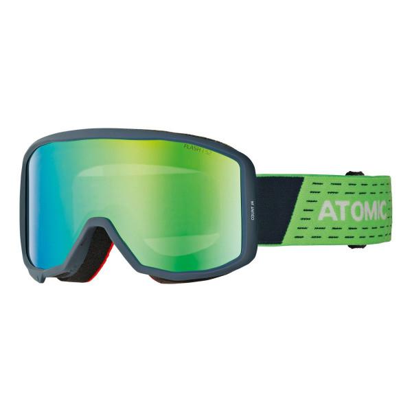 Dětské lyžařské brýle Atomic COUNT JR CYLINDRICAL