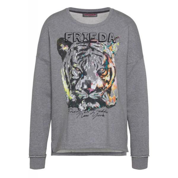 Dámská mikina Frieda&Freddies Sweatshirt 7270