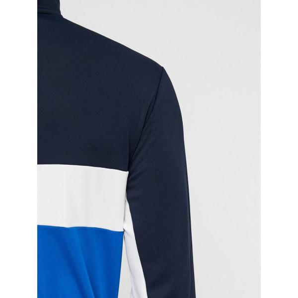Pánská mikina J.Lindeberg Kimball Striped Jacket Brushed
