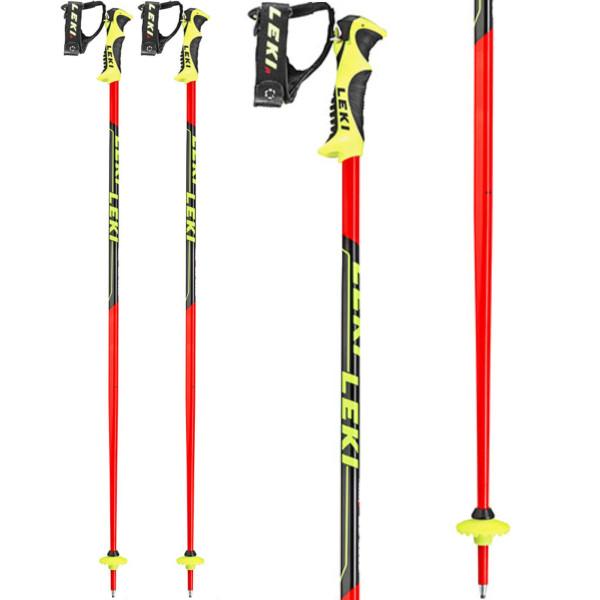 Dětské  lyžařské hole Leki WORLD CUP LITE SL TR-S