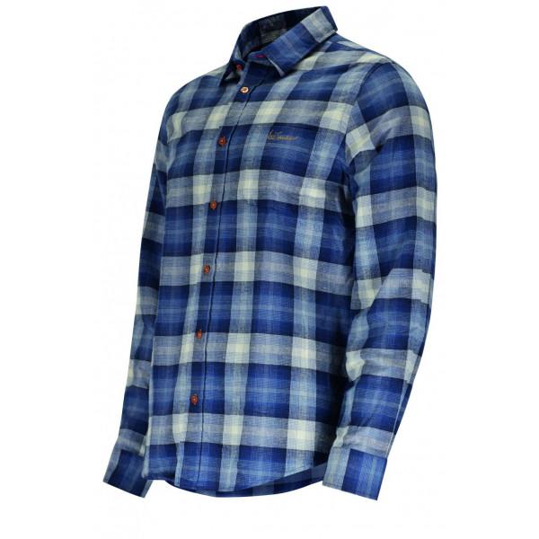 Pánská košile LuisTrenker Bodo Karo Gross