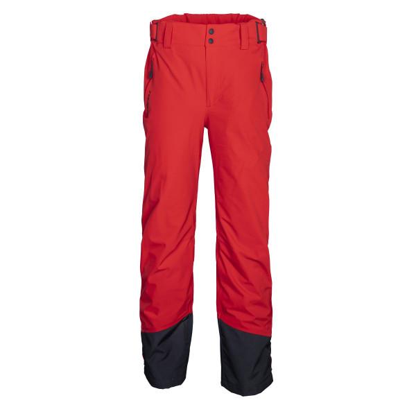 Pánské lyžařské kalhoty Stöckli Skihose Stoe Fullzip
