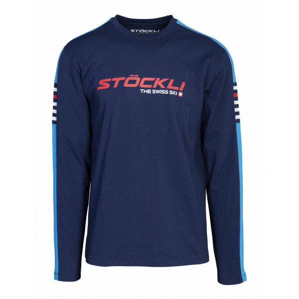 Pánské tričko Stöckli T-Shirt Longsleeve