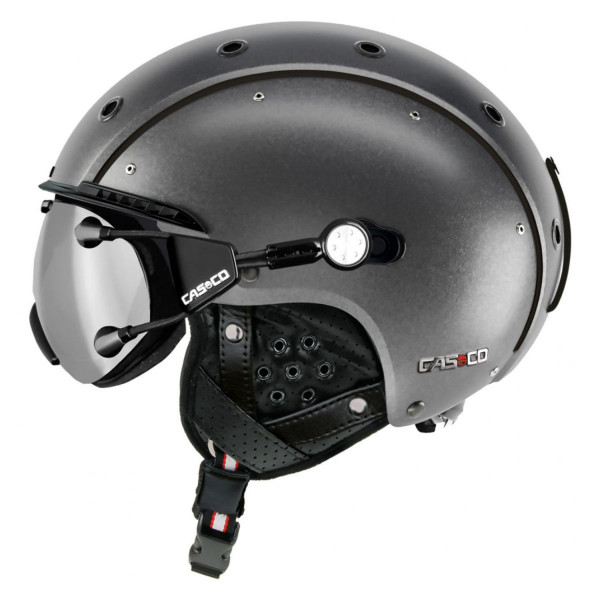 Helma bez štítu Casco SP-3 Ltd. Men