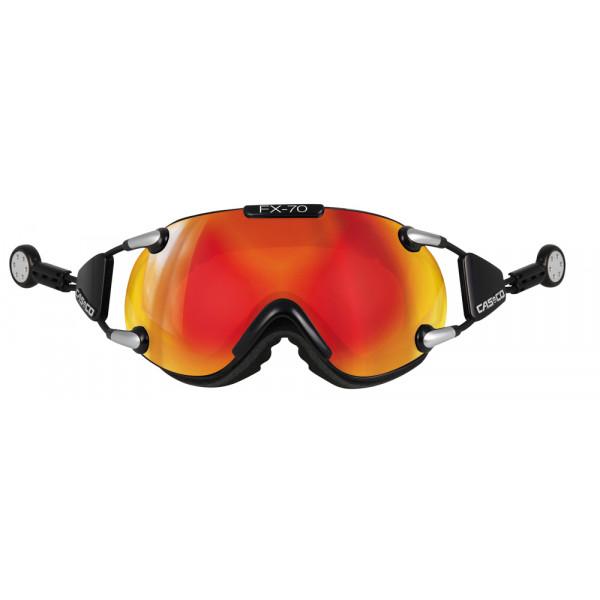 Lyžařské brýle Casco FX70 Carbonic