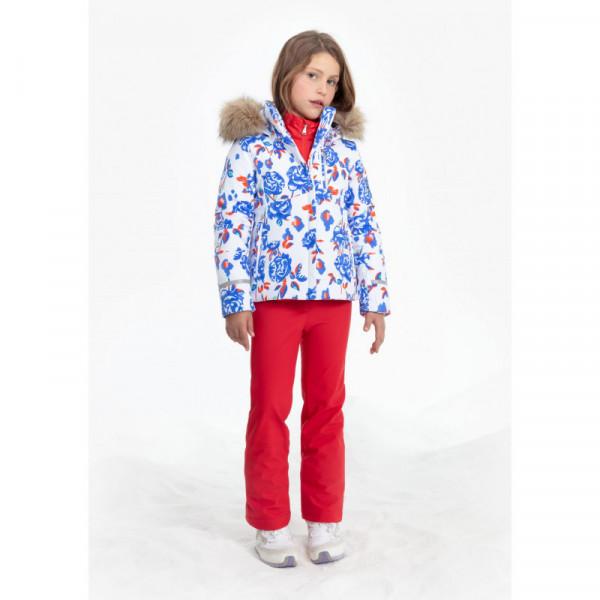 Dívčí lyžařská bunda PoivreBlanc W19 0802 JRGL/B Stretch Ski Jacket