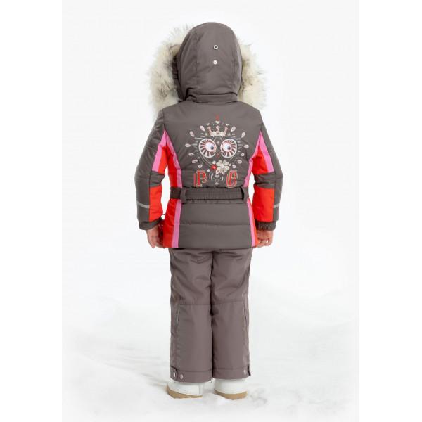 Dívčí lyžařské kalhoty PoivreBlanc W19 1024 BBGL Ski Bib Pants