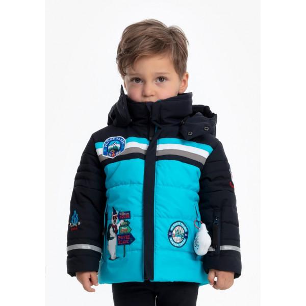 Chlapecká  lyžařská bunda PoivreBlanc W19 0903 BBBY SKI JACKET