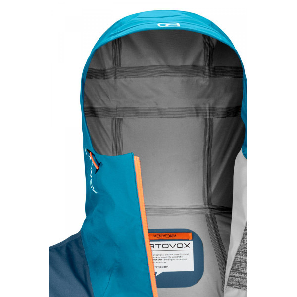 Pánská skialpová bunda Ortovox 3L ORTLER