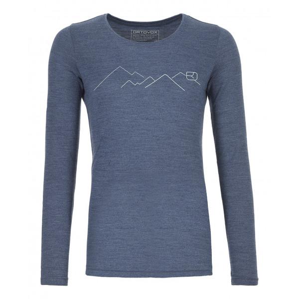 Dámské funkční tričko Ortovox 185 MERINO MOUNTAIN