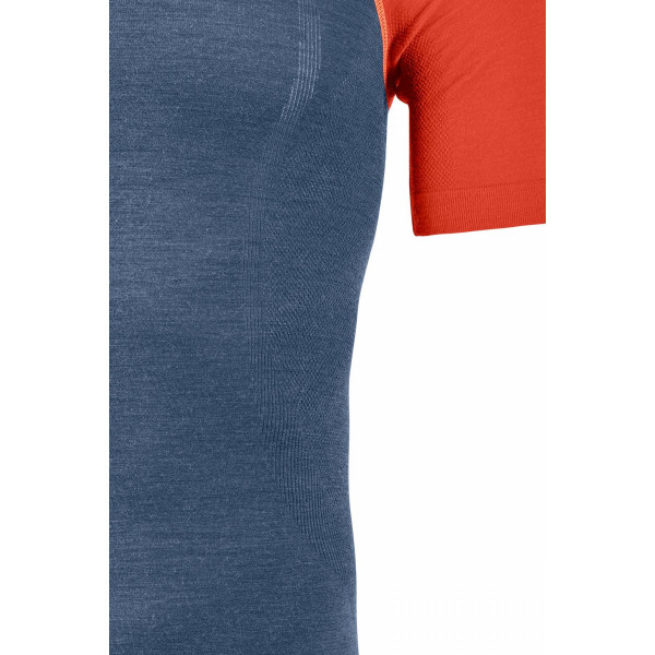 Pánské funkční tričko Ortovox 120 COMP LIGHT SHORT