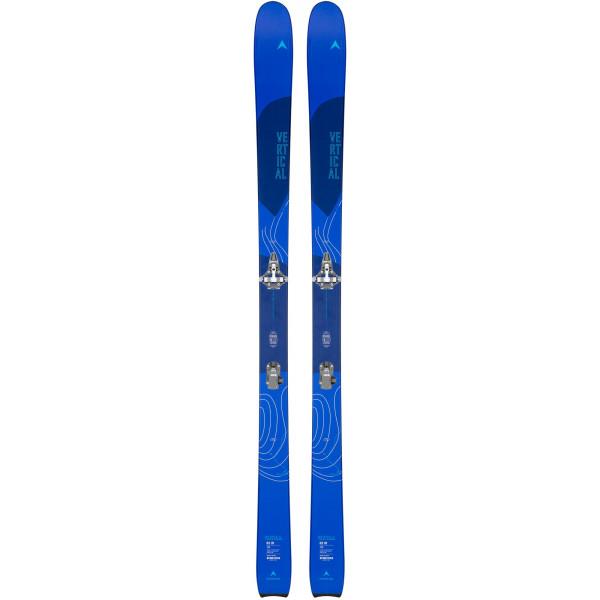 Dámské skialpové lyže Dynastar Vertical W+Look ST 10