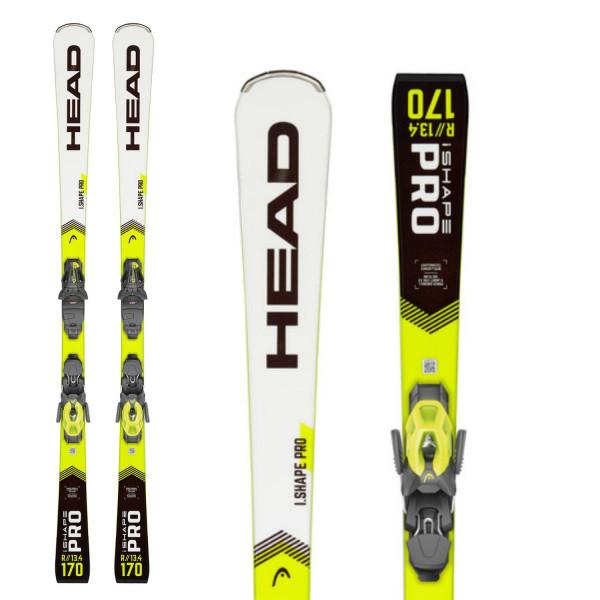 Sjezdové lyže Head WC Rebels i.Shape Pro AB + PR 11 GW