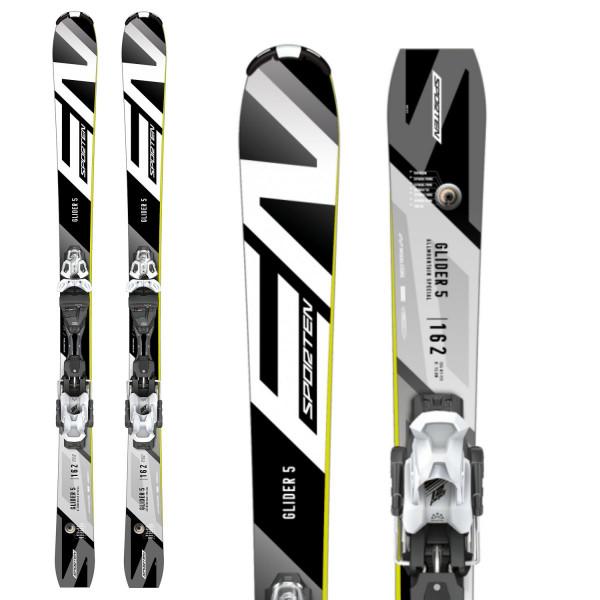 Sjezdové lyže Sporten GLIDER 5 + PRD12 GW