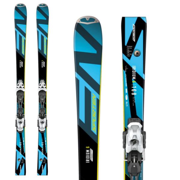 Sjezdové lyže Sporten IRIDIUM 6 PRD12 GW