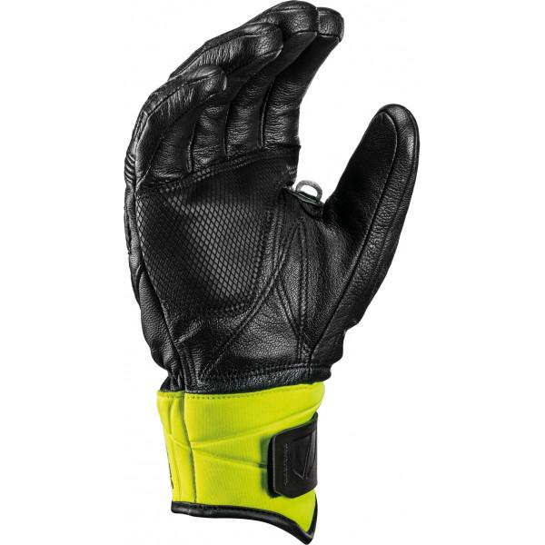 Pánské lyžařské rukavice Leki Worldcup Race Downhill S