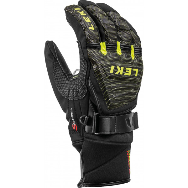 Pánské lyžařské rukavice Leki Race Coach C-Tech S