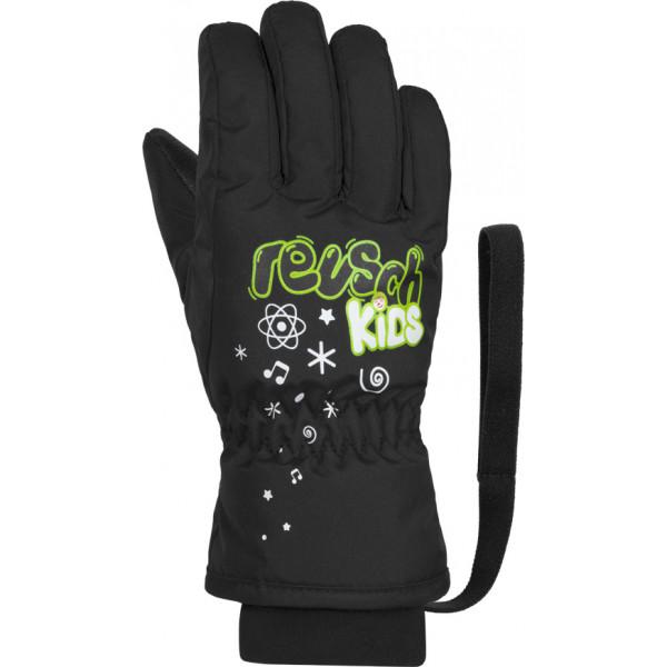 Dětské lyžařské rukavice Reusch Kids