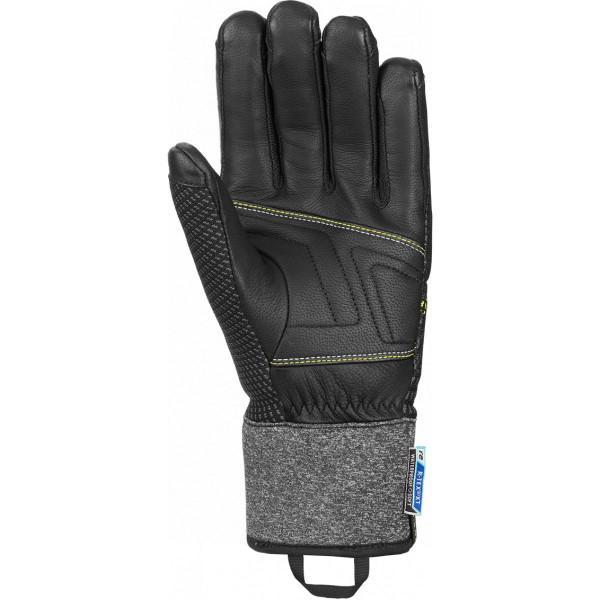 Pánské lyžařské rukavice Reusch Knit Laurin R TEX® XT