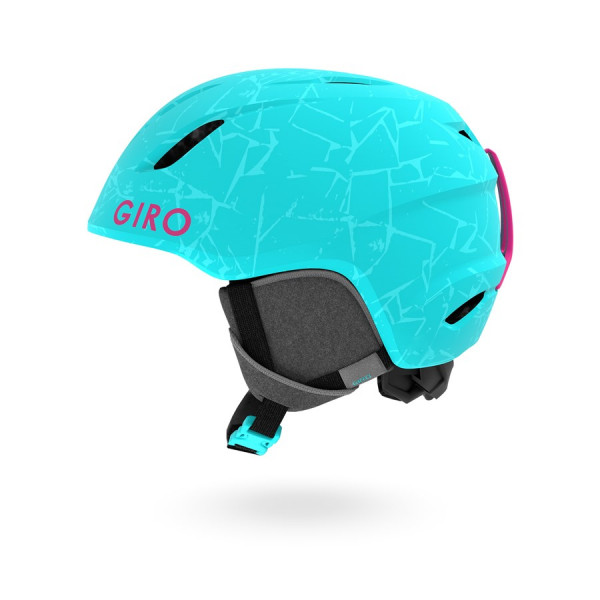Dívčí helma bez štítu Giro Launch Mat