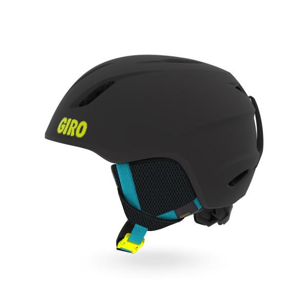 Chlapecká helma bez štítu Giro Launch Mat