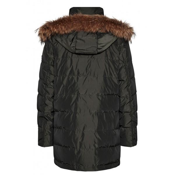 Pánský kabát Frieda&Freddies Down Coat 8810c