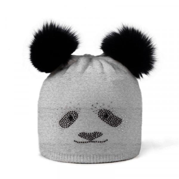 Dívčí čepice Granadilla Panda