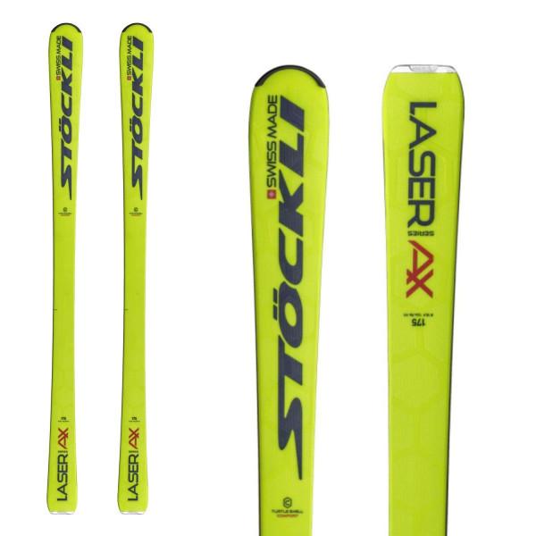 Sjezdové lyže Stöckli Laser AX + Vist Speedlock 16 Pro Li + Vist 412