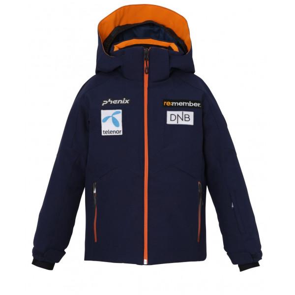 Chlapecká lyžařská bunda Phenix Norway Alpine Team