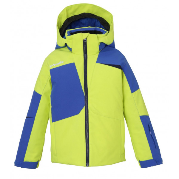 Chlapecká lyžařská bunda Phenix Mush V
