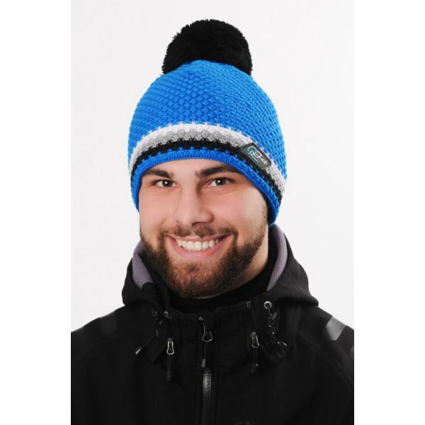 Pánská čepice R-JET HRB Modrá