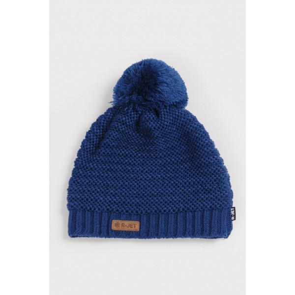 Chlapecká čepice R-JET DKB Modrá