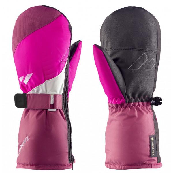 Dívčí lyžařské rukavice Zanier Fluffy.GTX