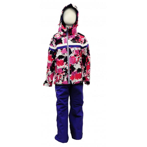 Dívčí lyžařská bunda WestScout Polly Bunda+Kalhoty