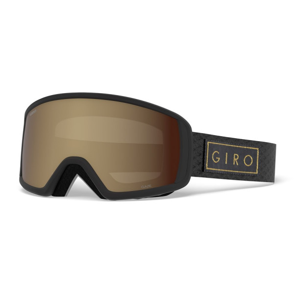 Dámské lyžařské brýle Giro Gaze Black Gold Bar AR40