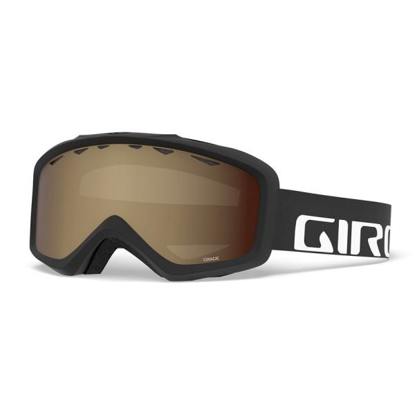 Dětské lyžařské brýle Giro Grade Black Wordmark