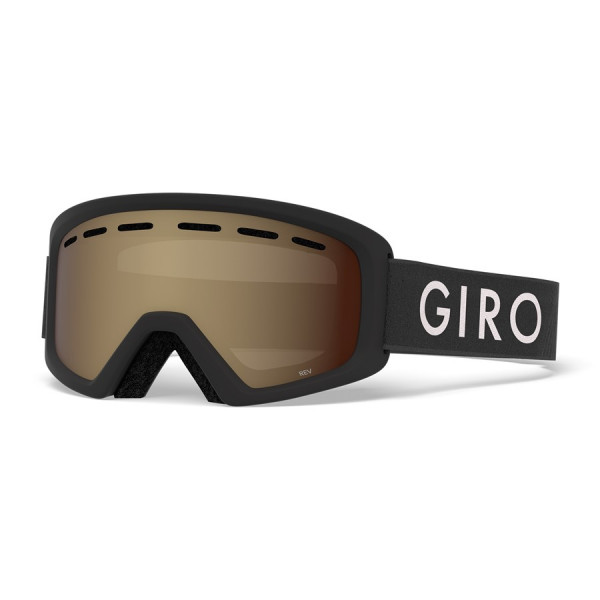Dětské lyžařské brýle Giro Rev Black Zoom