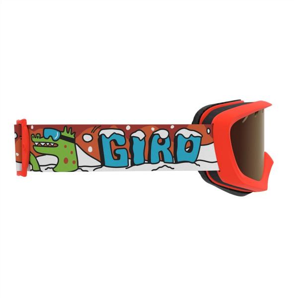 Dětské lyžařské brýle Giro Rev Dinosnow