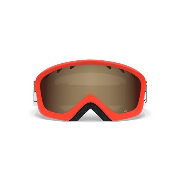 Dětské lyžařské brýle Giro Chico Dinosnow