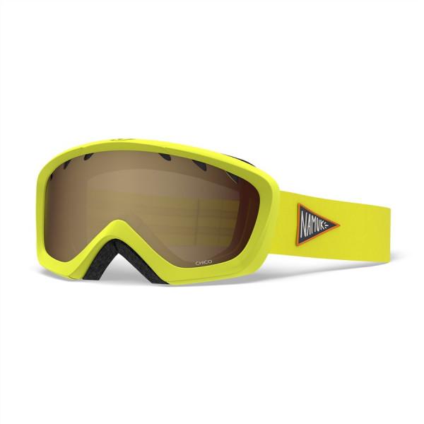 Dětské lyžařské brýle Giro Chico Namuk Yellow