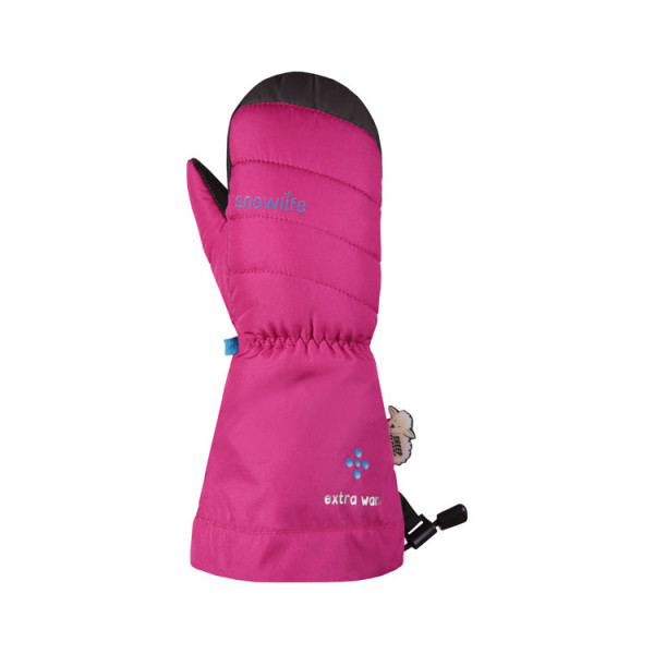 Dívčí lyžařské rukavice Snowlife KIDS SPICE MITTEN