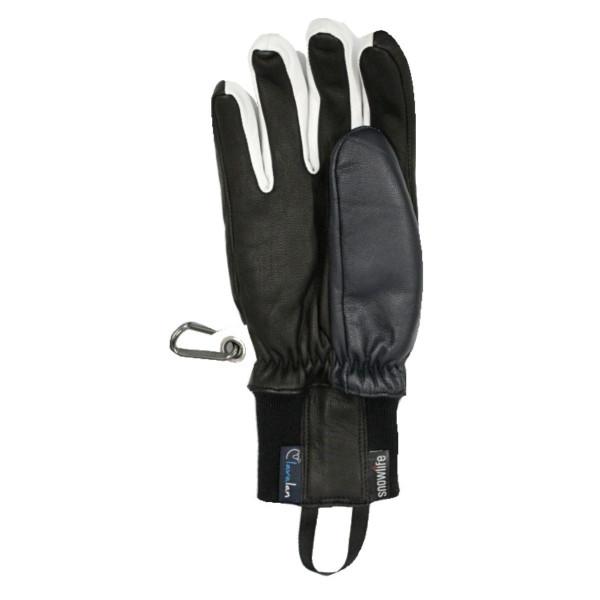 Pánské lyžařské rukavice Snowlife CLASSIC LEATHER