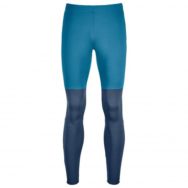 Pánské funkční kalhoty Ortovox FLEECE LIGHT LONG